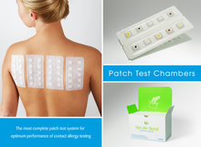 Van der Bend patch test chambers